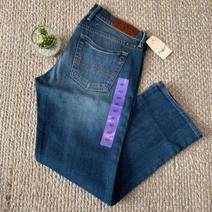 NWT Lucky Brand Sweet N Crop Cropped Jeans